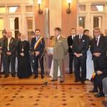 Cuvantul presedintelui Filialei Arad a ANCMRR