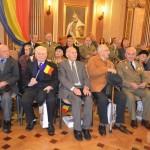 Onoare veteranilor