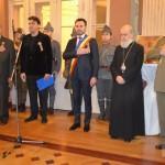 Se intoneaza Imnul de Stat al Romaniei