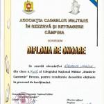 diploma Diaconu Sabina